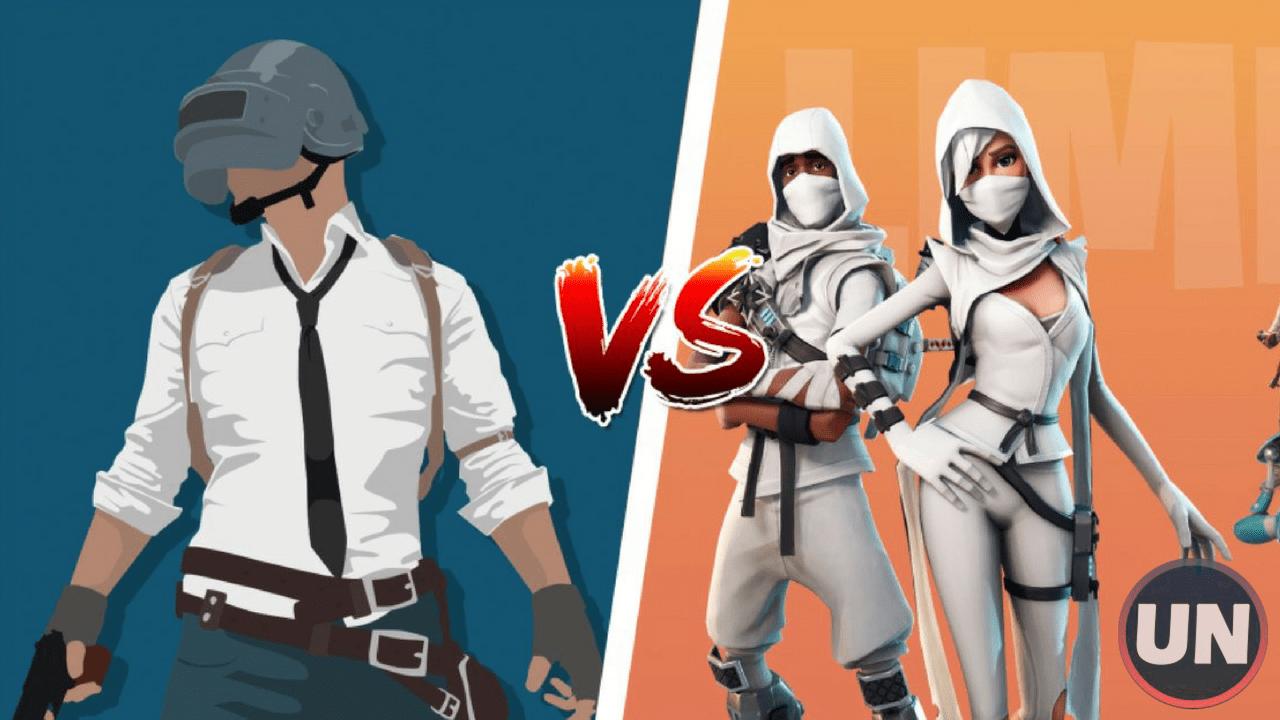 Что лучше Fortnite Battle Royale vs Playerunknown's battlegrounds.