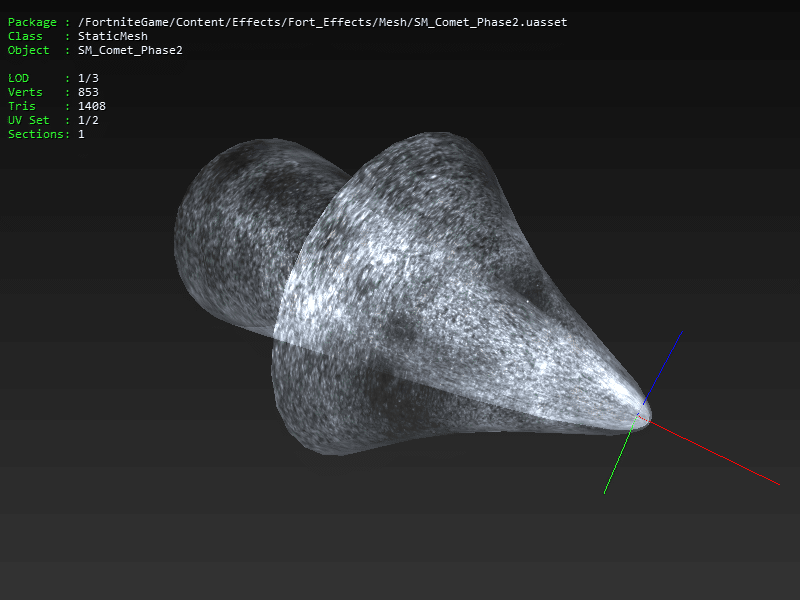 Комета, найденная в файлах игры, и теория метеорита! [Fortnite Battle Royale]