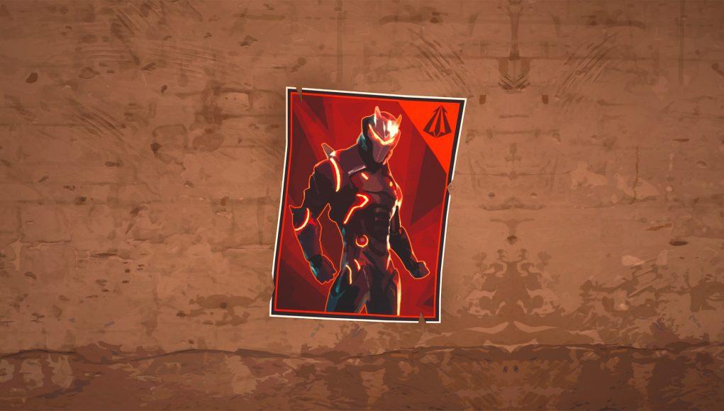 Где найти плакаты «Карбида» и «Омеги»? 6 неделя испытаний.[Fortnite Battle Royale]