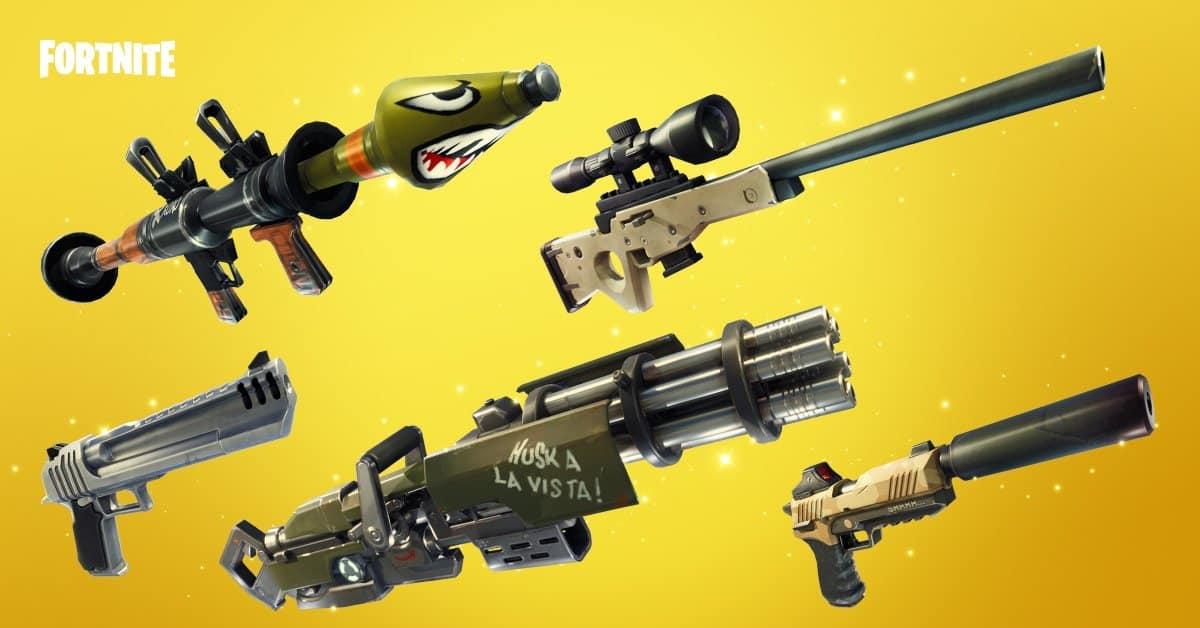 В файлах игры была найдена новая тяжёлая снайперская винтовка 10