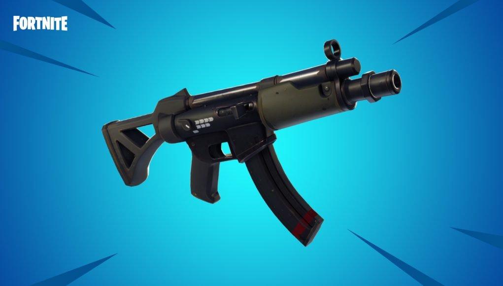 ОБНОВЛЕНИЕ КОНТЕНТА 5.0 — Новый пистолет-пулемёт «MP5»