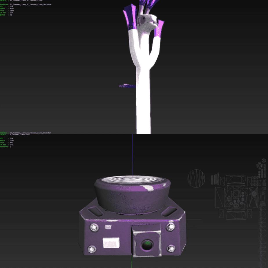 Просочились модели связанные с хэллоуином в Fortnite