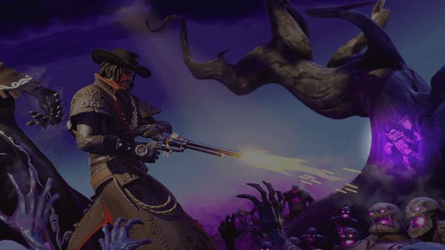 Fortnite 6 Сезон 6 Неделя Бесплатный уровень Battle Pass на загрузочном фоне