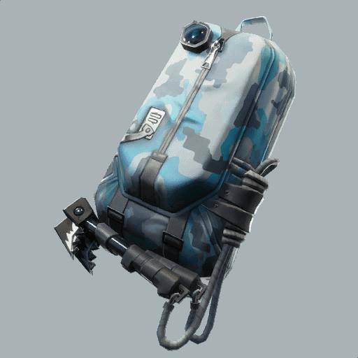 Fortnite Deep Freeze стал доступен