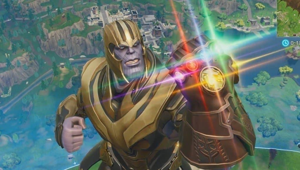 Временный режим Thanos возможно вернется в Fortnite