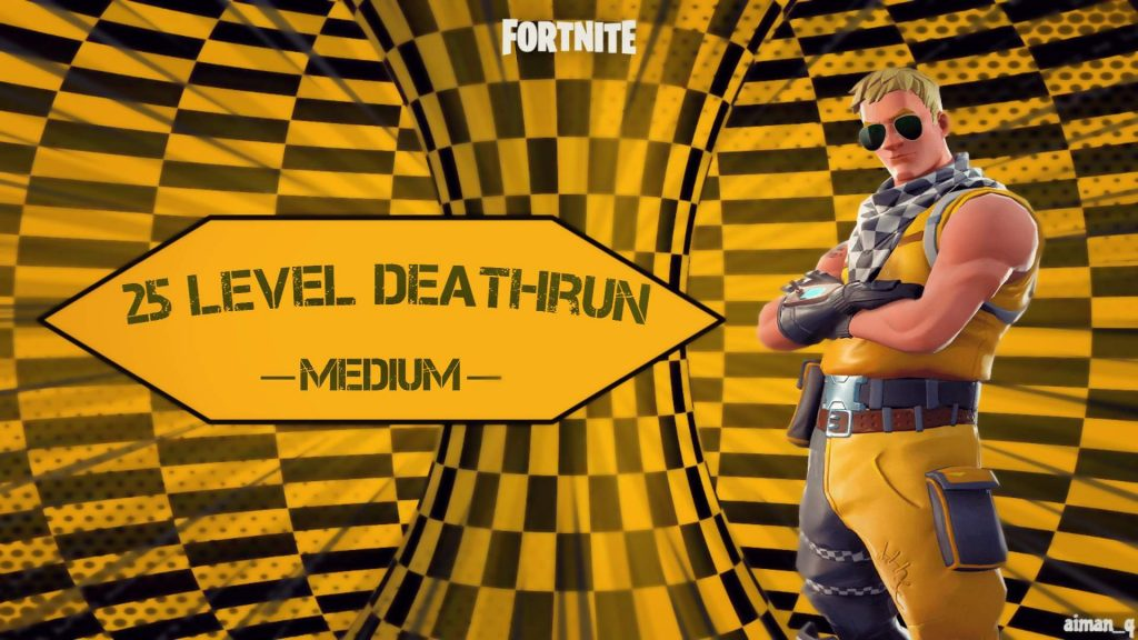 25 LEVEL DEATHRUN MEDIUM 2