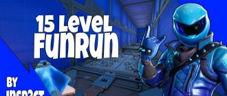 15 LEVEL DEFAULT FUNRUN 4