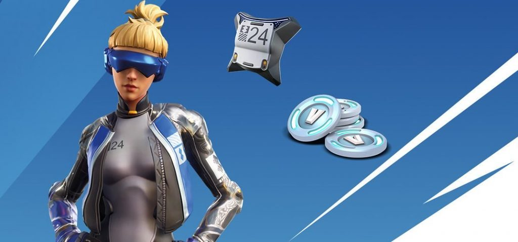 Купить скин Neo Versa BUNDLE + 2000 V-Bucks