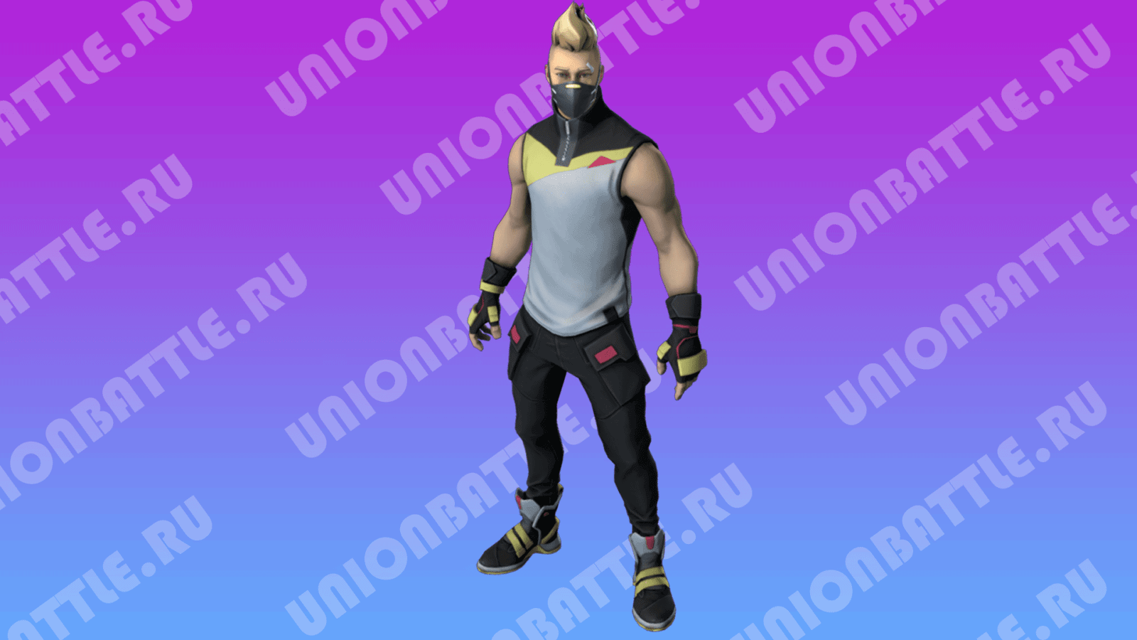 Купить скин Neo Versa BUNDLE + 2000 V-Bucks 5