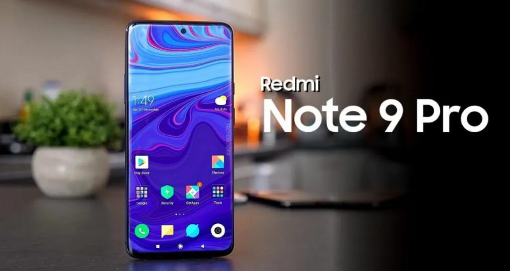 redmi node 9 pro и фортнайт