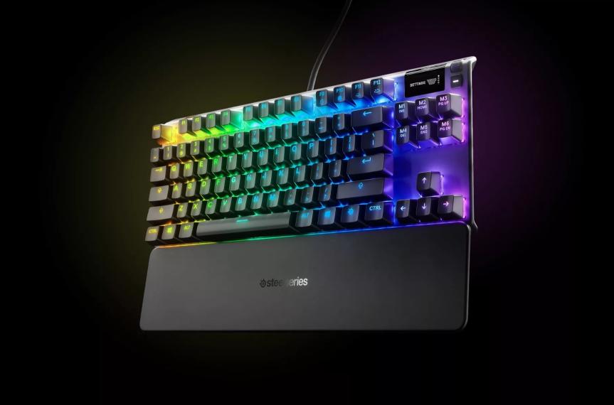 клавиатура SteelSeries Apex Pro TKL