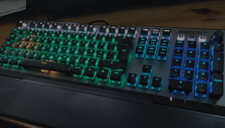 Клавиатура ROCCAT Vulcan TKL Pro